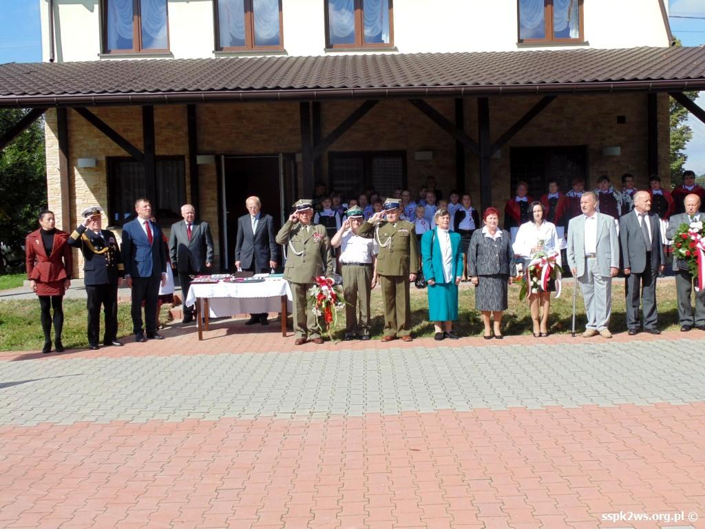biala-blotna-2013-5.Delegacje obecne na uroczystości