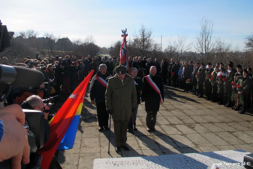 Pieniezno-2014-2.Poczet Sztandarowy Stowarzyszenia 1