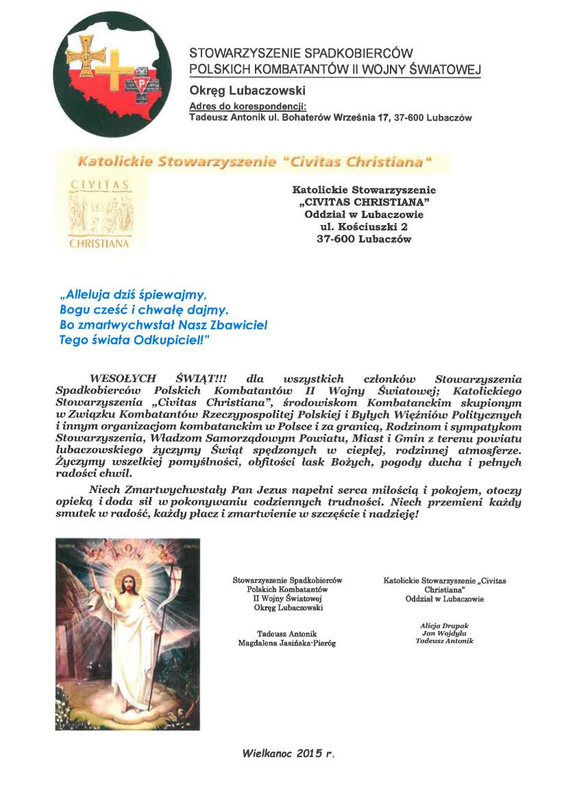 Życzenia_Wielkanoc-Okreg-Lubaczowski-2015