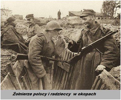Zatorski-Zolnierze-polscy-i-radzieccy-w-okopach